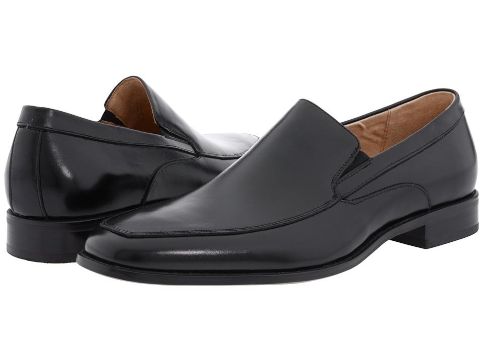 Stacy Adams - Jonah (Black) Mens Slip-on Dress Shoes