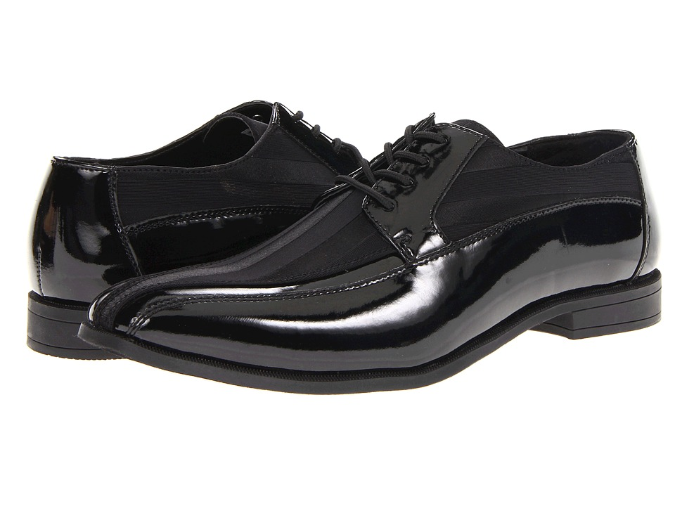Stacy Adams Royalty (Black) Men's Lace up casual Shoes