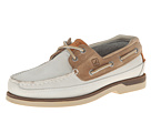 Sperry Top-Sider Mako 2-Eye Canoe Moc (Oyster/Taupe)