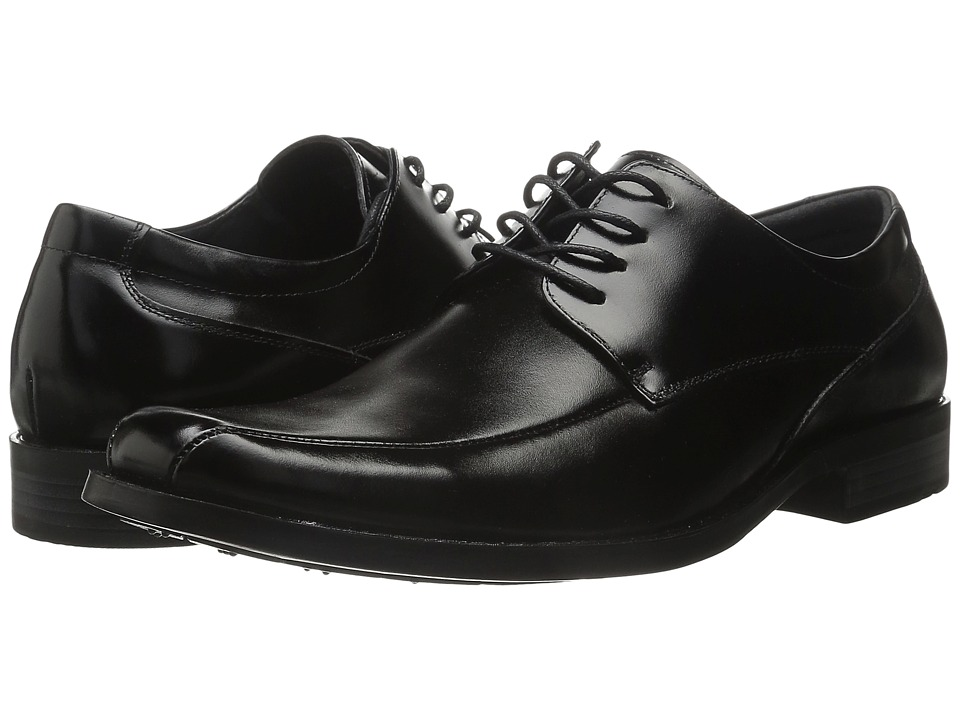 Stacy Adams - Canton (Black) Mens Dress Flat Shoes