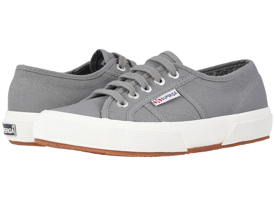 Superga 2750 COTU Classic Grey Sage Lace up casual Shoes