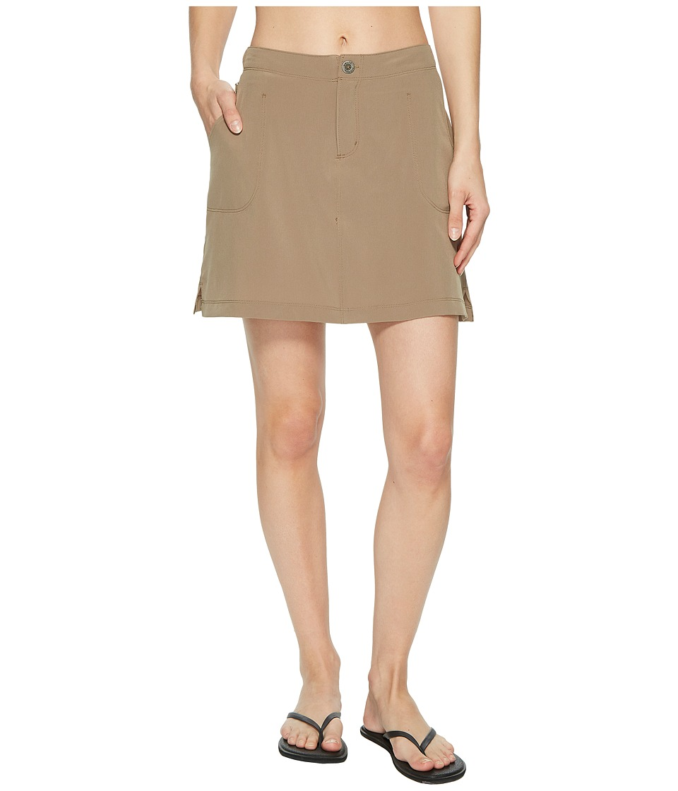 White Sierra - West Loop Trail Skort (Bark) Womens Clothing