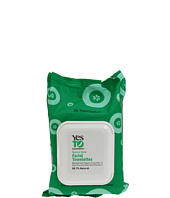 Yes To - Yes To Cucumber Soothing Hypoallergenic Facial Towelettes, 30 wipes