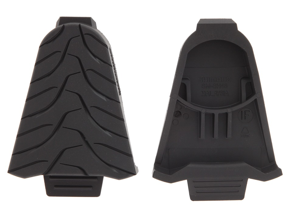 Shimano Cleat Covers Pair/SM SH45 SPD SL N/A Athletic Sports Equipment