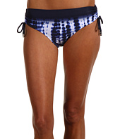 MICHAEL Michael Kors - Villa Tie Dye Shirred Hipster Bikini Bottom