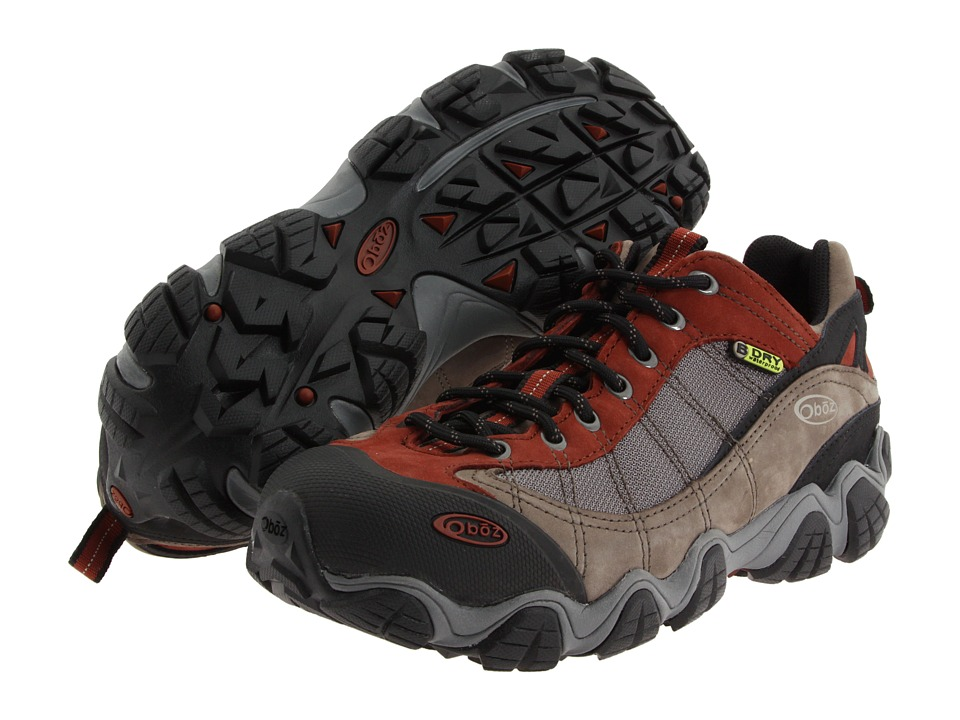 Oboz - Firebrand II Bdry (Earth) Mens Shoes