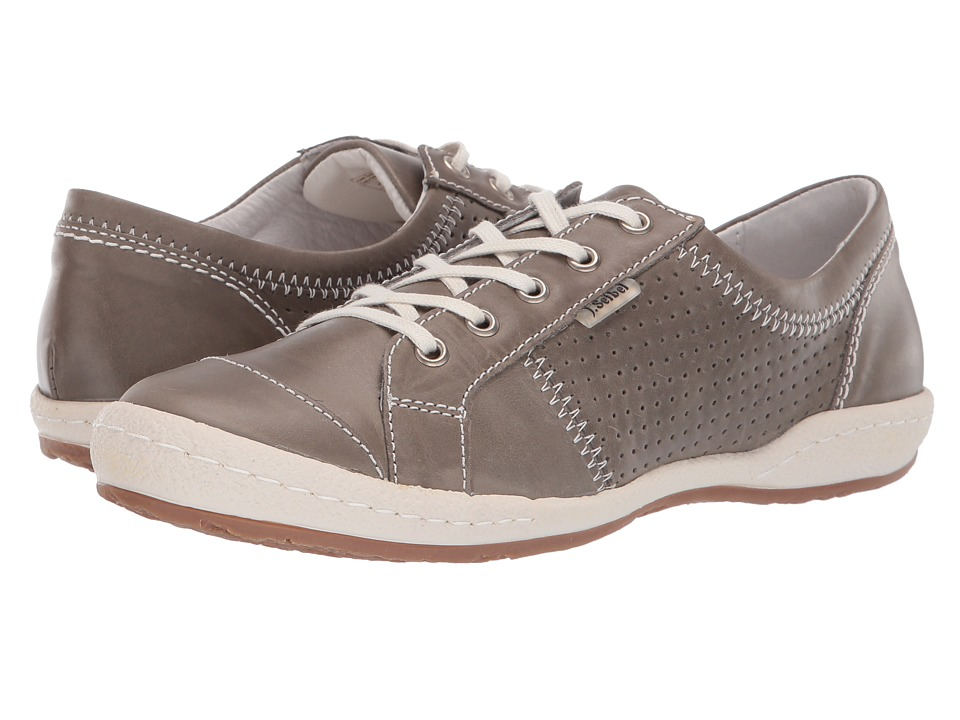 Josef Seibel Caspian (Imola Grigio Leather) Women's Shoes