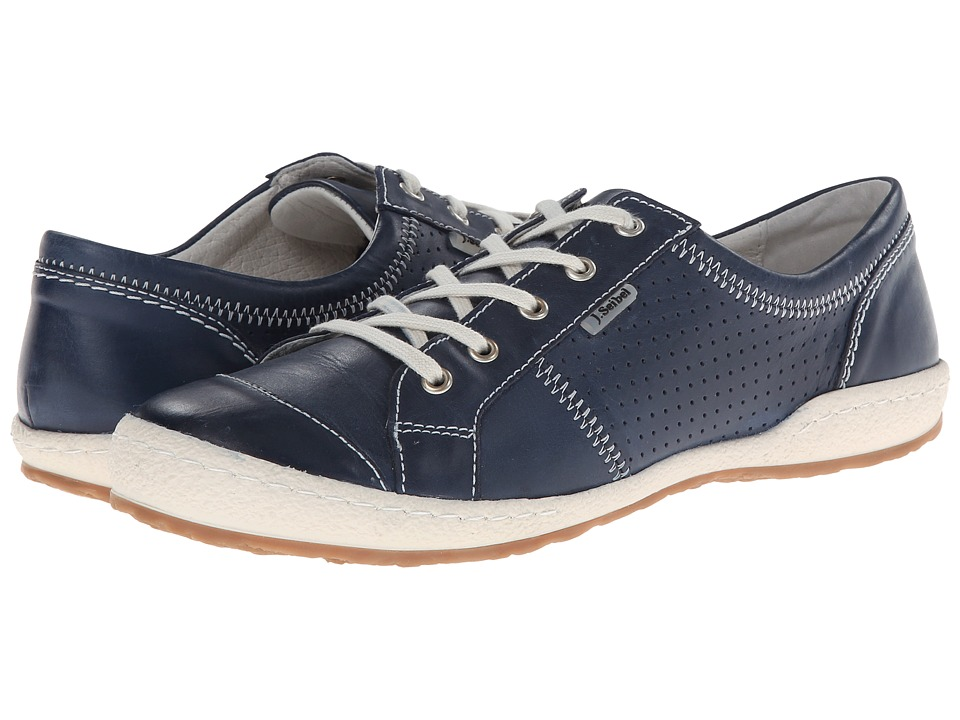 Josef Seibel Caspian (Imola Denim Leather) Women's Shoes
