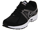 Nike - Dart 9 (Black/Black/Metallic Dark Grey-White)