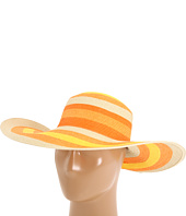 Kate Spade New York - Stripe Straw Hat