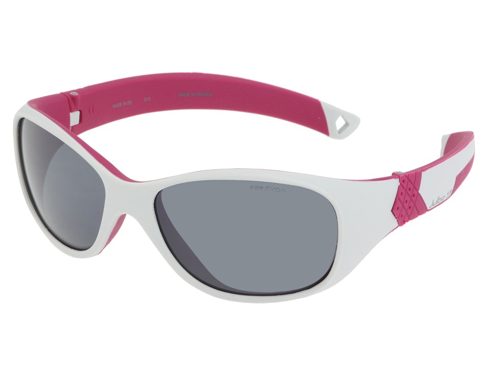 Julbo Eyewear Kids Solan Spectron X3 Little Kids Grey/Pink Sport Sunglasses