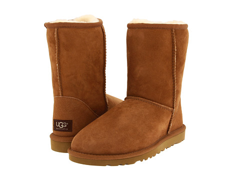 UGG Australia Fur Boots, in 9 Colors