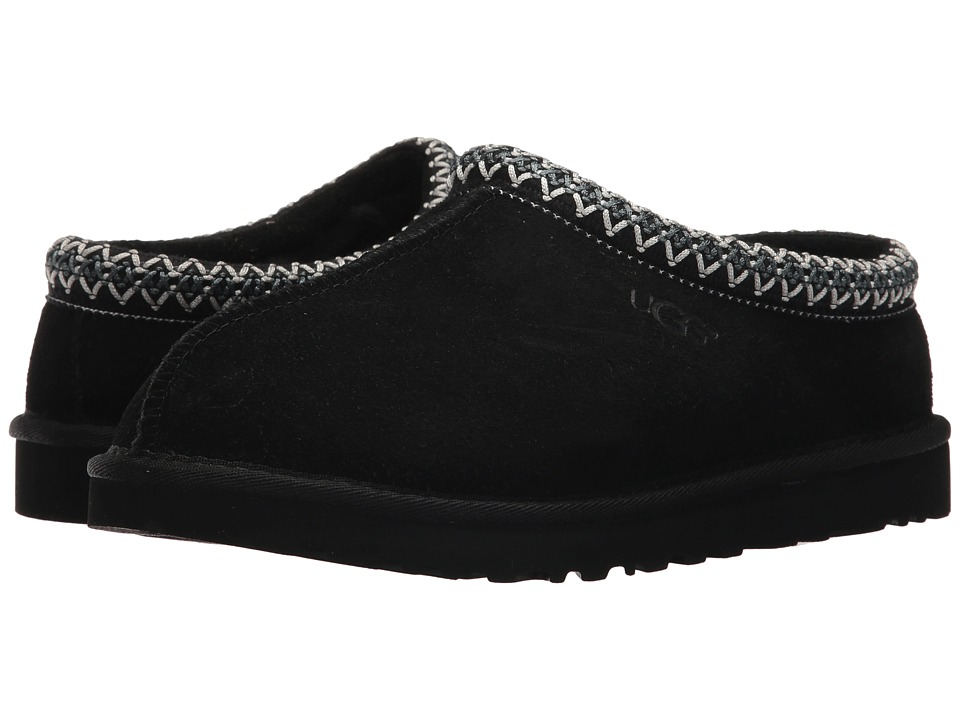 UGG - Tasman (Black) Mens Slippers