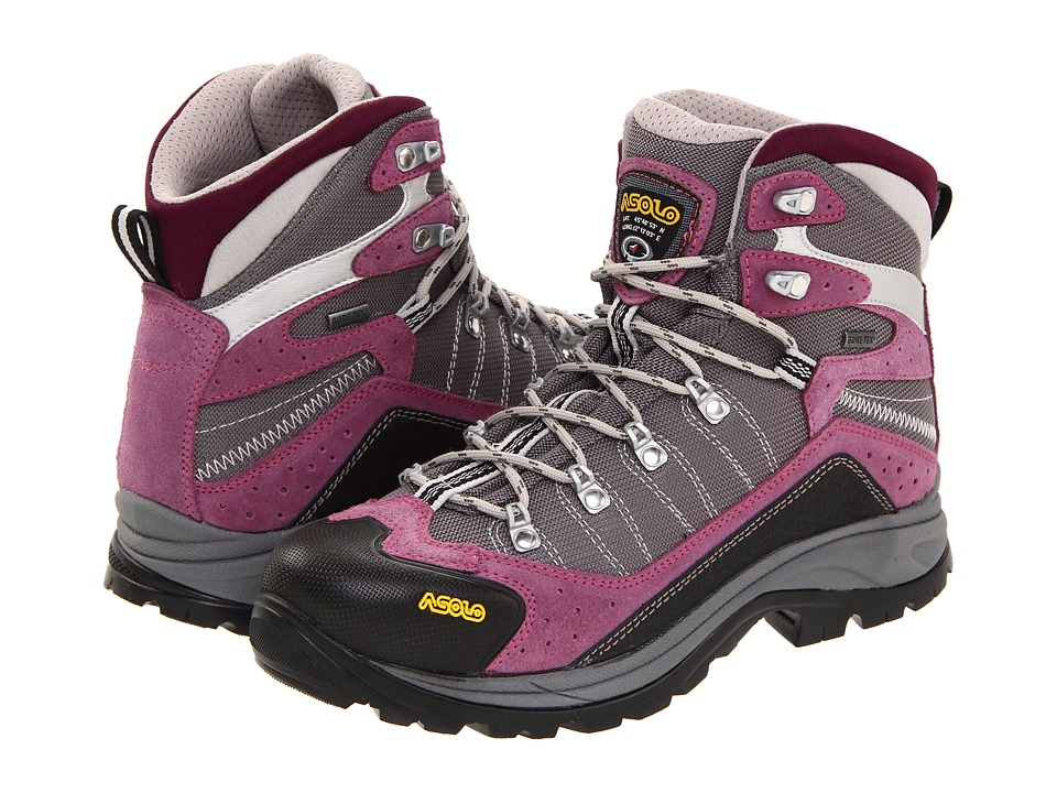 Asolo Drifter GV Grapeade/Stone Womens Hiking Boots