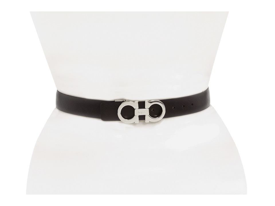 Salvatore Ferragamo A565 Belt (Fondente) Women