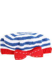 San Diego Hat Company Kids - Nautical Stripe Beret (Infant/Toddler)