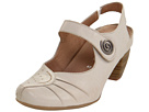 Rieker - D7515 Federica 15 (White) - Footwear