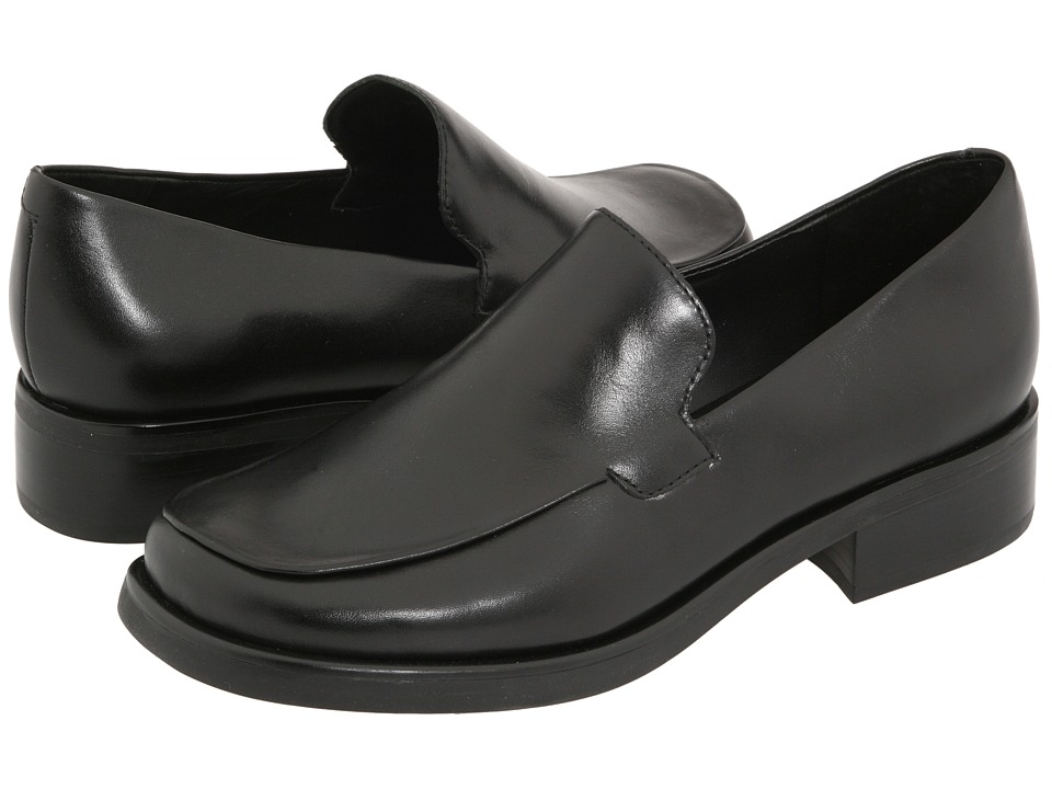 Franco Sarto - Bocca (Black Calf) Womens Flat Shoes