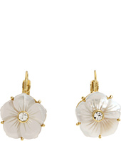 Kate Spade New York - Crystal Corsage Lever Backs