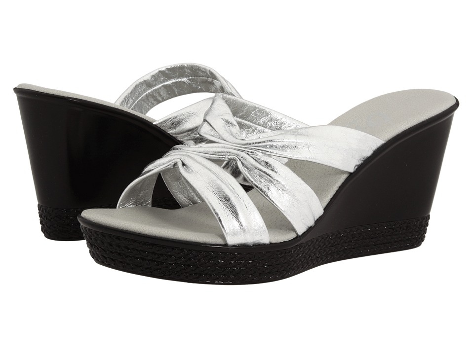 Onex - Felicity (Silver Leather) Women