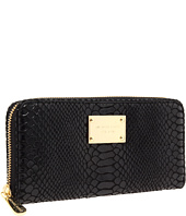 MICHAEL Michael Kors - Jet Set Zip Around Continental Python