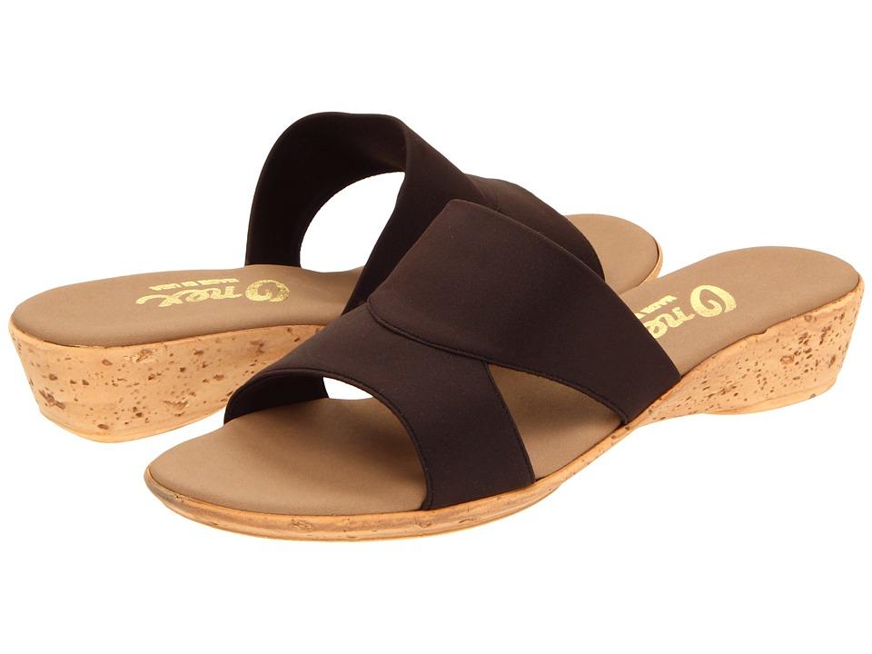 Onex Gilda (Chocolate) Sandals