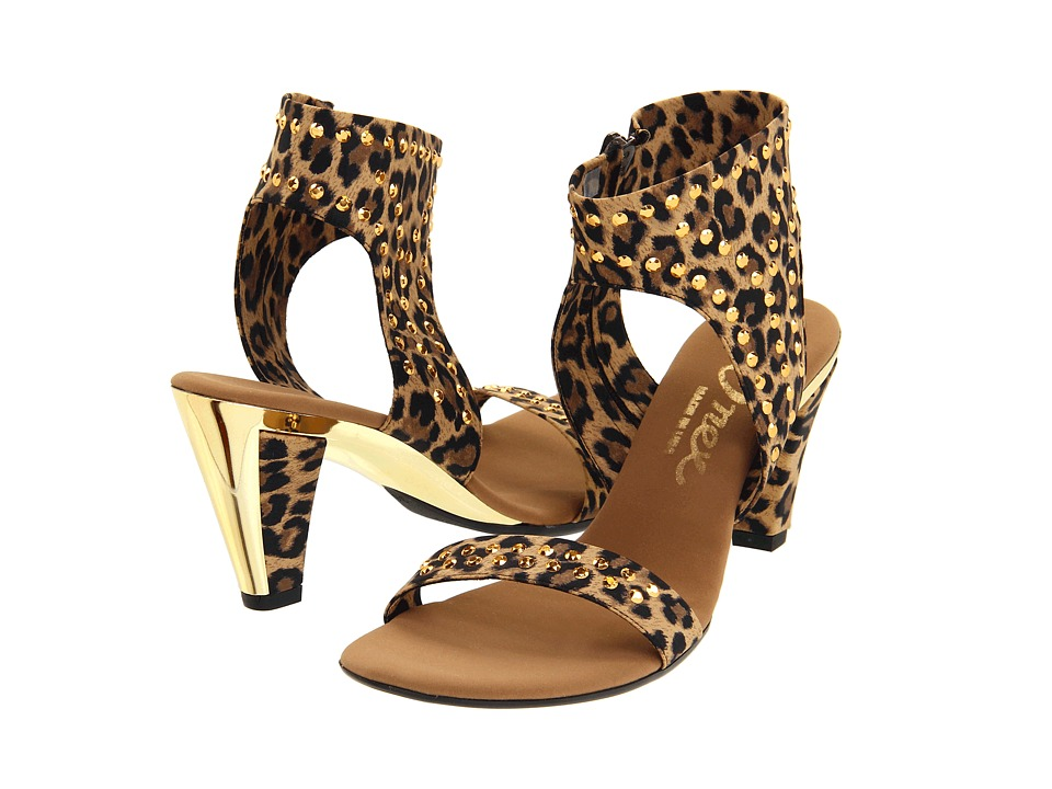 Onex Showgirl (Brown Leopard) Sandals