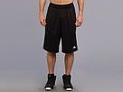 adidas - 3G Speed Short (Black/White/Lead) - Apparel