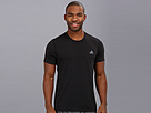 adidas - CLIMA Ultimate Tee (Black/Lead) - Apparel