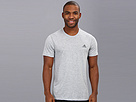 adidas - CLIMA Ultimate Tee (Medium Grey Heather/Dark Shale)