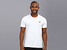 adidas - CLIMA Ultimate Tee (White/Dark Shale)