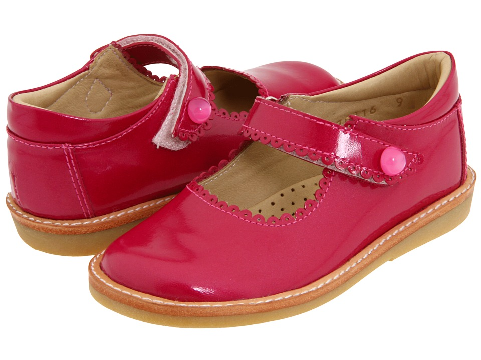 Elephantito Mary Jane Toddler/Little Kid Orchid Girls Shoes