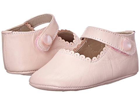Elephantito Mary Jane Baby (Infant) - Pink