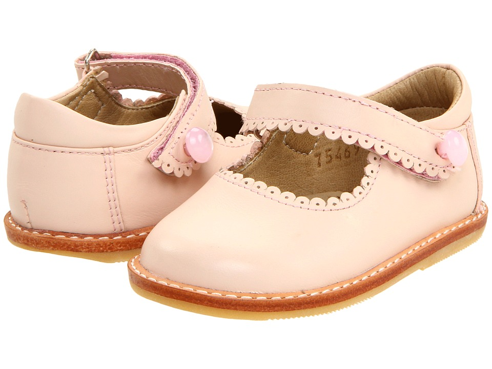 Elephantito Mary Jane Toddler Pink Girls Shoes