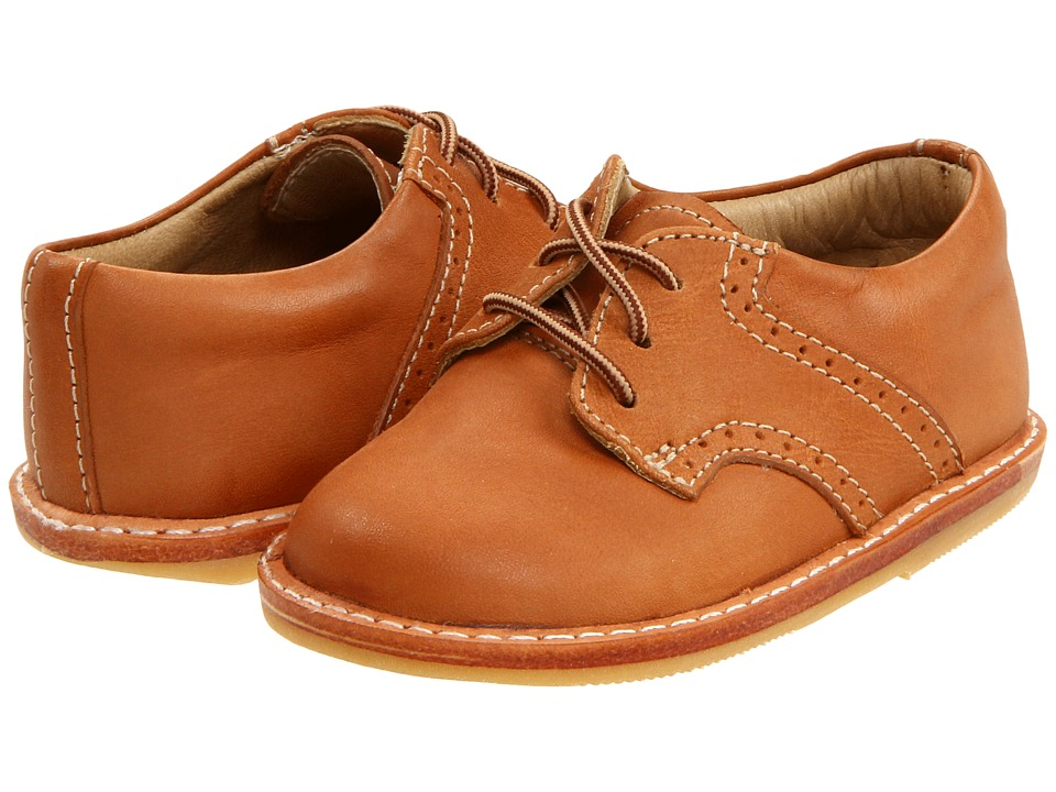 Elephantito Golfers Toddler Natural Boys Shoes