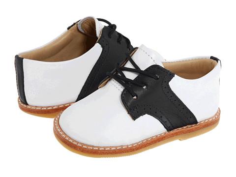 Elephantito Golfers (Toddler) - White/Navy