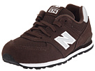 New Balance Kids KL574 Infant, Toddler Brown Shoes
