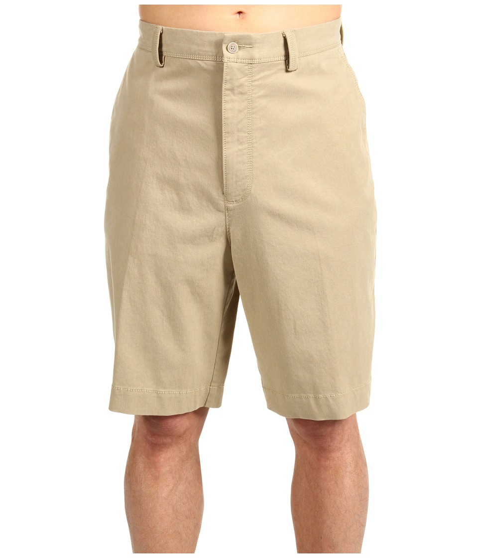 Tommy Bahama Big & Tall - Big Tall Ashore Thing Short (Khaki) Mens Shorts