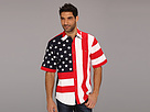 Scully Patriot S/S Shirt