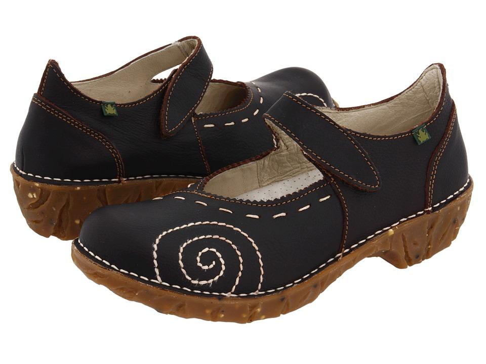 El Naturalista Yggdrasil N095 (Brown) Maryjane Shoes