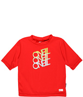 O'Neill Kids - Skins S/S Rash Tee (Toddler/Little Kids)