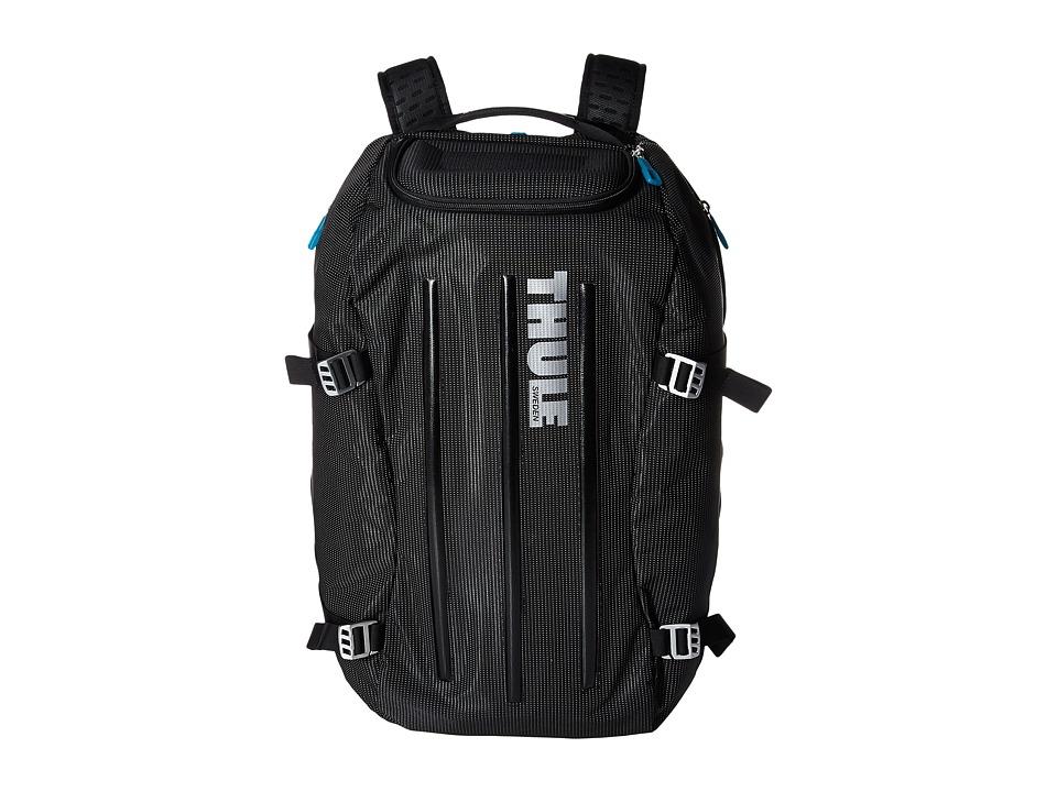 Thule - Crossover Duffel Pack 40L (Black) Duffel Bags