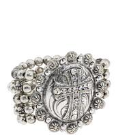 M&F Western - Western Charm Cross Berry Concho Bracelet