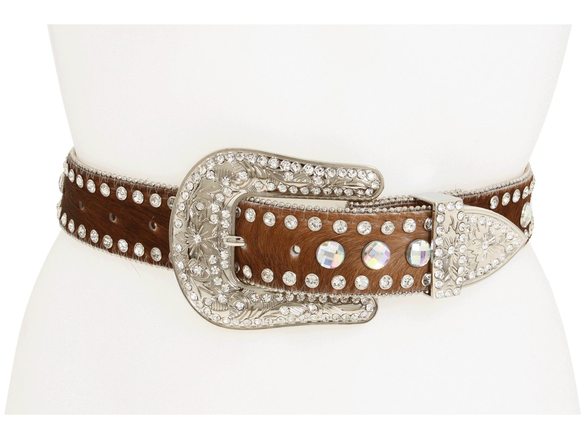Ladies western fashion belts 10