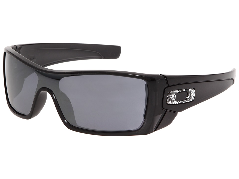 Oakley - Batwolf (Black Ink/Black Iridium) Sport Sunglasses