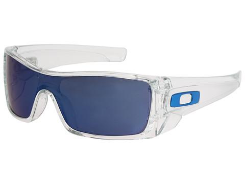 Oakley Batwolf - Clear/Ice Iridium