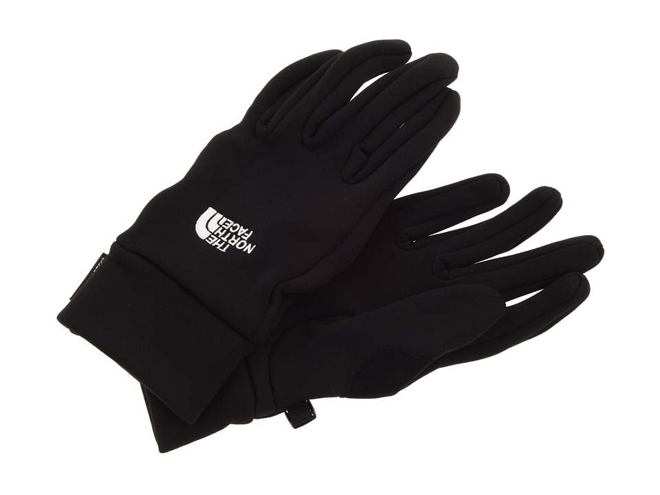The North Face - Power Stretch Glove (TNF Black) Extreme Cold Weather Gloves