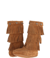 Minnetonka Kids - 3-Layer Fringe Boot (Toddler/Little Kid/Big Kid)