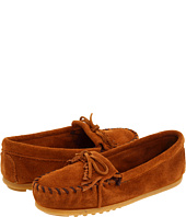 Minnetonka Kids - Kilty Suede Moc (Toddler/Youth)