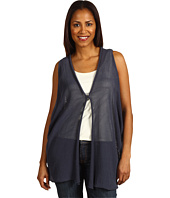 Lumiani International Collection - Emme Sheer Sweater Vest